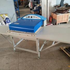 自动输送织带定型机 滚筒花边压烫机 花边滚筒定型机 纸朴贴合机