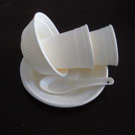秸秆(淀粉)生产全降解餐具设备