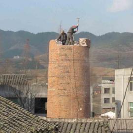 80米烟囱拆除公司