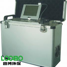 厂房烟筒产生的烟尘烟气用什么处理 炉窑880F烟尘/气采样仪