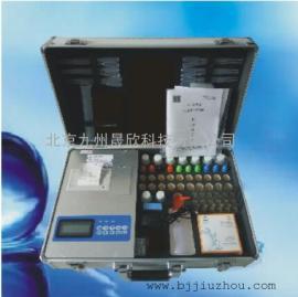 JZ-DSA便携式多参数水质测定仪