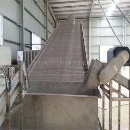 热销膨化饲料烘干机 膨化饲料专用网带式干燥机