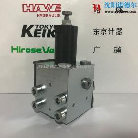 HAWE哈威LHT 50 SAE-11-5-B 6-280平衡阀