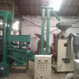 成套水稻碾米机自动化水稻脱壳机器