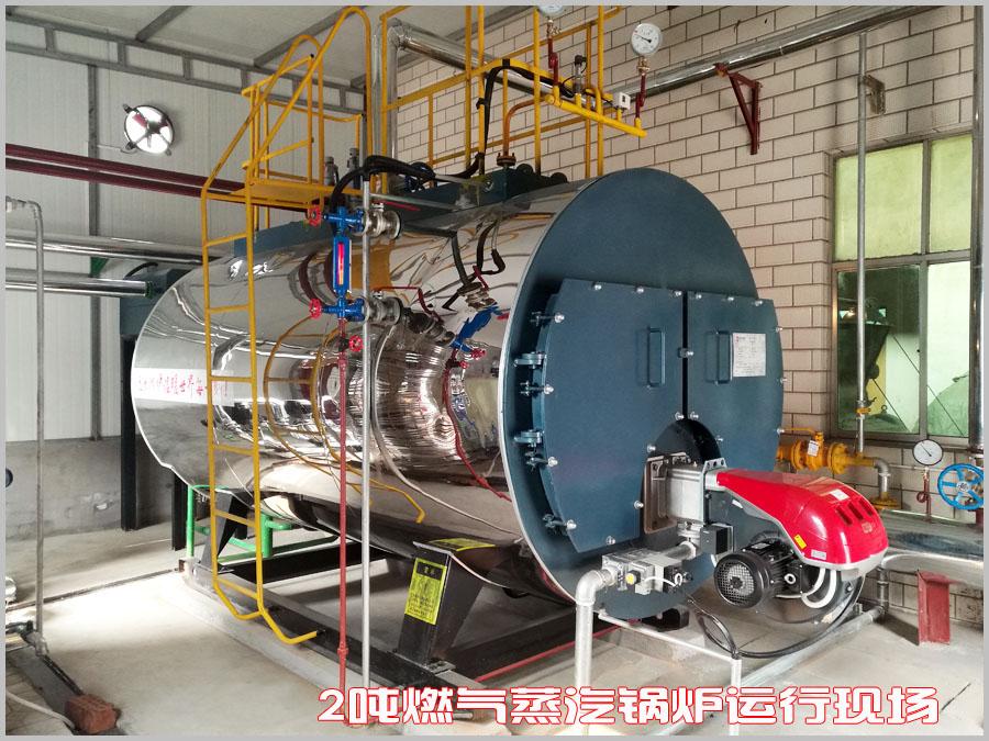 2吨工业用燃气锅炉价格