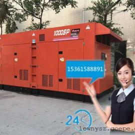 龙华发电机租赁公司