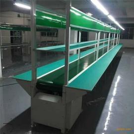 莞城区喇叭厂生产线 眼镜厂流水线 手机组装线 输送皮带线价格
