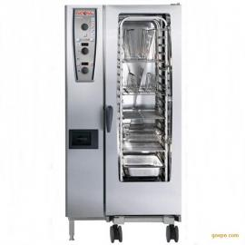 RATIONAL智能多功能蒸烤箱CMP201G燃气型*蒸烤箱