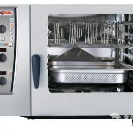 乐信Rational智能多功能蒸烤箱CMP62G 半自动燃气型