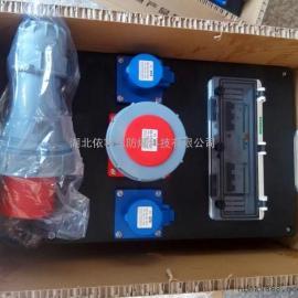 BXX8050-2回路防爆防腐插座箱/染料厂_氨水库专用防腐电源插座箱