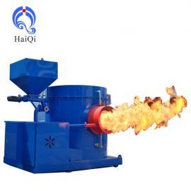 批发30万大卡生物质燃烧机 蒸汽锅炉用 海琦颗粒燃烧机 省钱环保