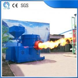 120万大卡生物质颗粒燃烧机 plc自动控制 全身水冷降温 烧坏换新