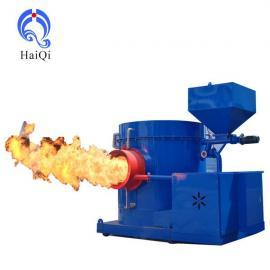 直销240万大卡生物质燃烧机 专利技术颗粒燃烧机 海琦机械设备