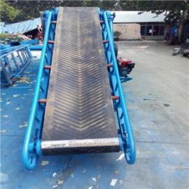 电滚筒式木箱装车胶带输送机 可移动式粮食装车输送机