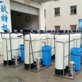 钠离子软化水除垢设备