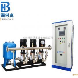 博海无塔供水与变频泵恒压供水区别