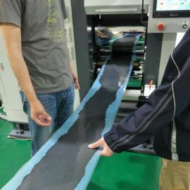 厂家直销屏蔽材料对辊机 吸波材料压延机