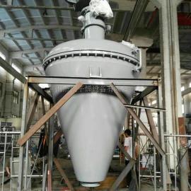苏杰牌内加热螺带真空干燥机报价DZLG-500L螺带干燥混合机