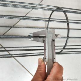 除尘器喷塑笼骨框架不锈钢、镀锌骨架除尘袋笼耐高温除尘布袋骨架