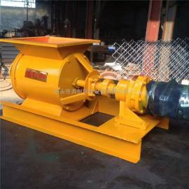 钢性叶轮给料机电动卸灰阀耐高温卸料器