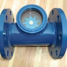SJ41F46-16C直通式衬氟视镜 国标四通衬氟视镜
