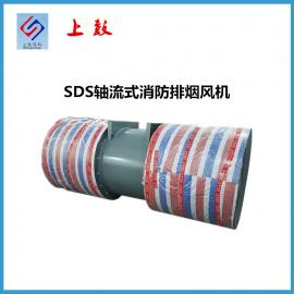SDS-6.3-2P-4-21°射流�L�C9.0m3/s 出口�L速28.9m/s11kw隧道排��