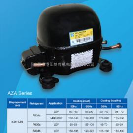 泰康KK小型制冷压缩机AZA0413YK 小型空调制冷压缩机