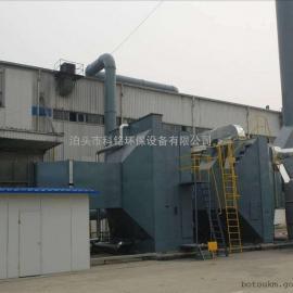 有机废气治理活性炭吸附脱附浓缩CO催化燃烧器厂家