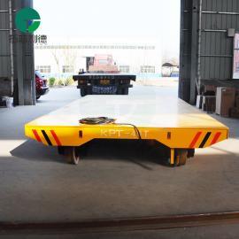 矿业设备耐高温防爆式 导线卷筒收放线式道床机动过跨平车