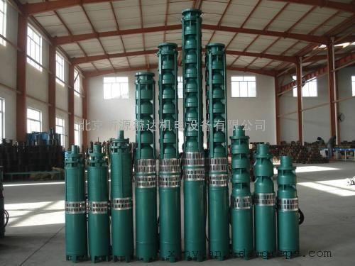 深井泵安装维修 甘泉深井泵提落 深井泵安装变频器