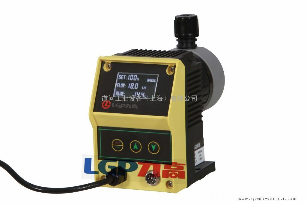 力高JLM-S电磁隔膜式计量泵