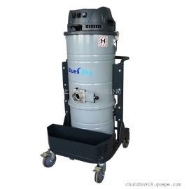 大量粉尘用工业吸尘器反吹式强力吸尘器打磨车间用吸颗粒设备