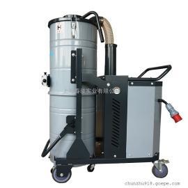 锅炉厂电镀厂家具车间用大功率吸尘器长时间工作吸尘设备