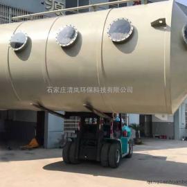 厂家供应喷淋塔旋流塔聚丙烯吸收塔废气处理设备净化率高