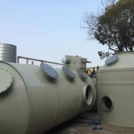 专业生产废气处理设备喷淋塔洗涤塔 可定制加工安装