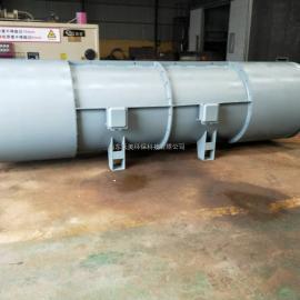 供应SDF隧道射流风 2*55KW 隧道施工专用风机 可调速配启动柜