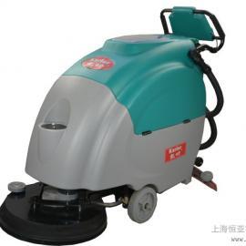 凯叻KL570BT自走洗地机大容量智能型全自动水洗地面清洁扫地车