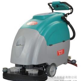 凯叻K6双刷洗地机工厂物业全自动电动扫地车拖刷地机