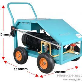 凉水高压洁肤机冲洗汽车筛板舶除锈除漆350kg高压冲洗机