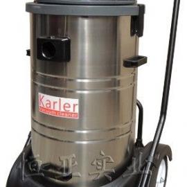 凯叻工业吸尘器强力大功率工厂车间粉尘大型商用干湿两用吸尘机