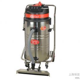 3600W工业吸尘器 干湿两用高压吸尘机吸水吸铝屑220V推吸两用