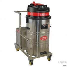 凯叻HY1580工业吸尘器电瓶式家用商用装修地板吸死角灰尘石子