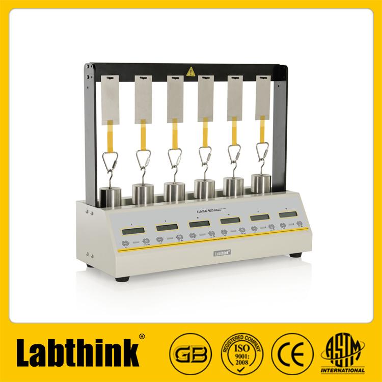 JIS Z0237压敏胶带持粘性测试仪,压敏胶持久性试验机
