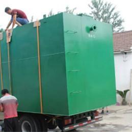 WSZ-3m3/h地埋式一体化污水处理设备