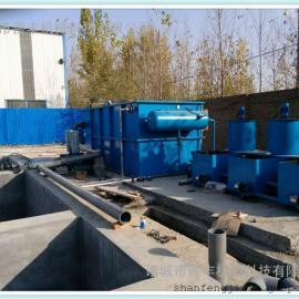 高效除油溶气气浮机、不锈钢气浮设备、厂家专业定做