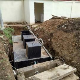 40t/d一体化生活污水处理设备