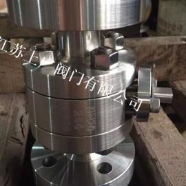 不锈钢高压球阀Q41F-250P
