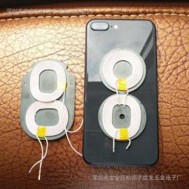 无线充电发射器线圈 单线圈/双线圈 圆形/椭圆形/长方形 QC快充