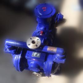 优质304不锈钢电动隔膜泵DBY-65 防爆隔膜泵 耐腐蚀电动隔膜泵