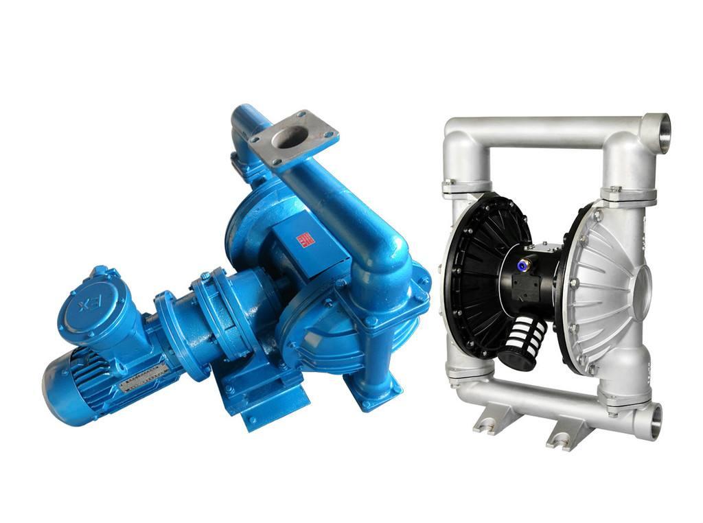 2寸铸铁电动隔膜泵DBY-50厂家批发价格 防爆隔膜泵DN10-100
